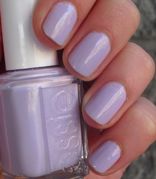 Lilac Nail Color: A Lady And Her Loves ...: My Loves
