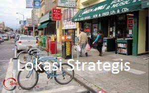 Untuk wirausahawan yang sudah usang berkecipung menekuni perjuangan bisnis Cara Mencari Lokasi Strategis Untuk Membuka Usaha