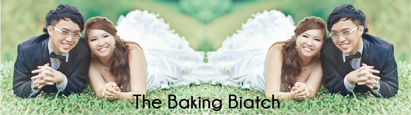 The Baking Biatch || by Cynthia Lim
