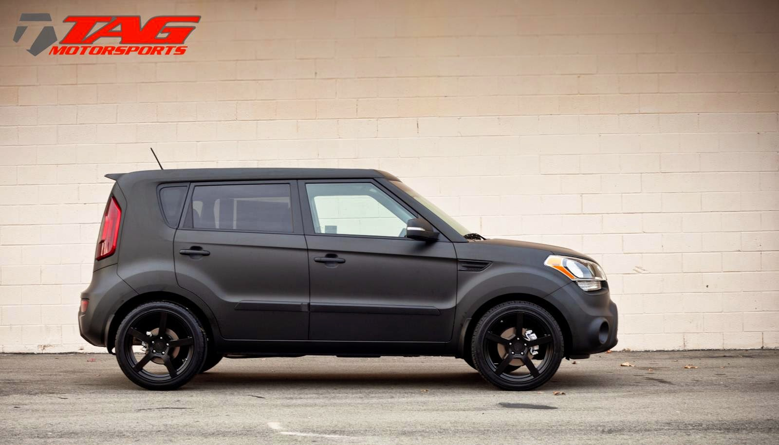 Tha Kia Soul Throwback Thursday 2013 Kia Soul All Black