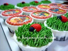 Assorted Cupcakes..