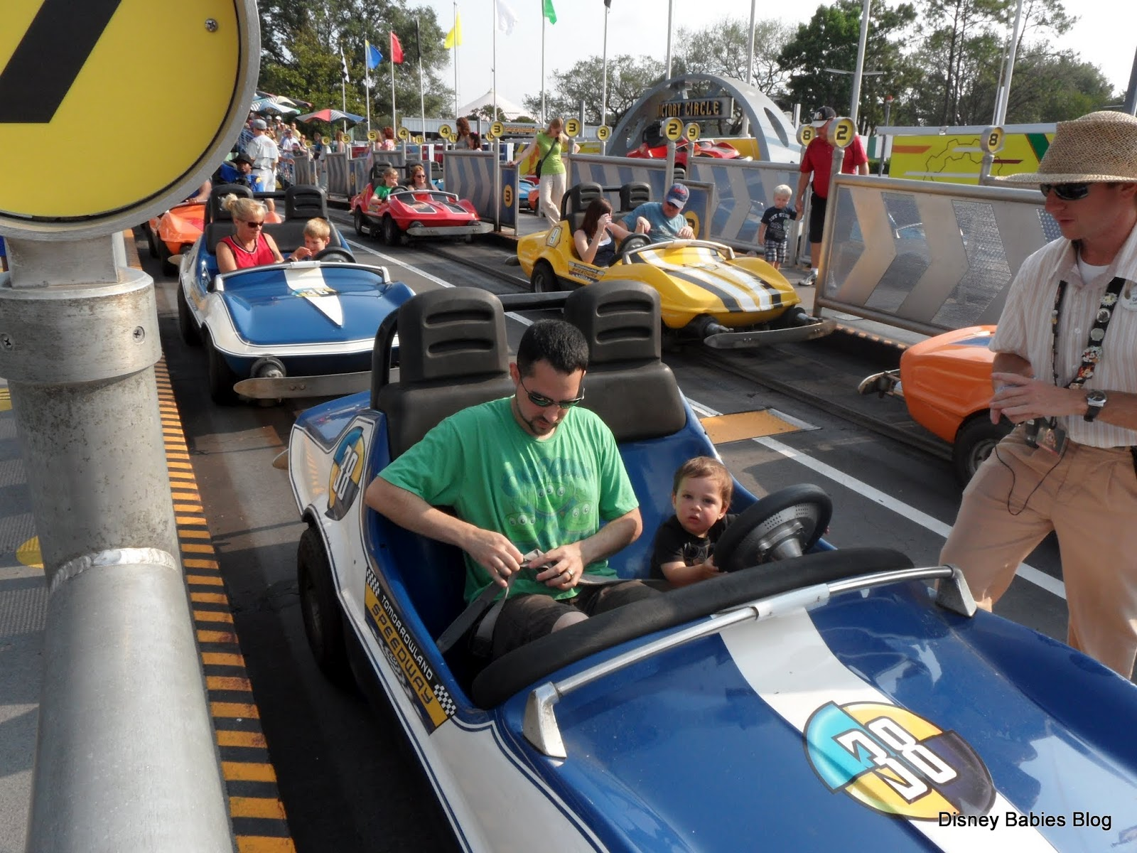 Disney Babies Blog: Driving in the Future