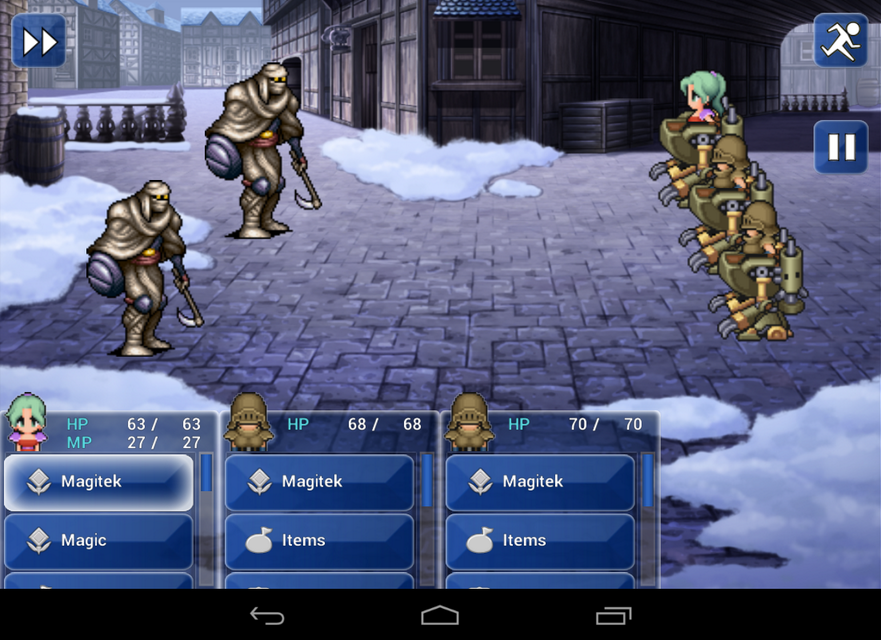 Final Fantasy 6 Apk