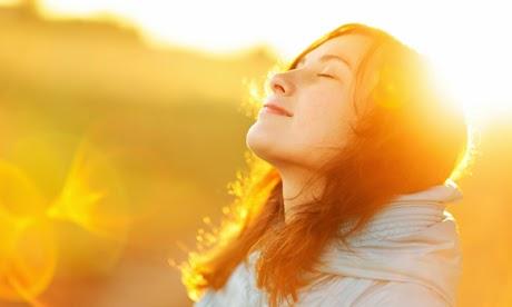 Menikmati Hidup Yang bahagia