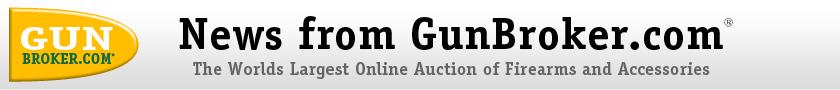 News from GunBroker.com