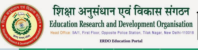 Apply Online ERDO 162794 Jobs Recruitment Advertisement 2018-2019 Notification erdoclasses.com