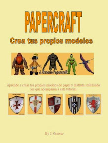 Tutorial Papercraft