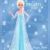 Frozen: Muñecas Recortables de Papel de Ana y Elsa para Imprimir Gratis.