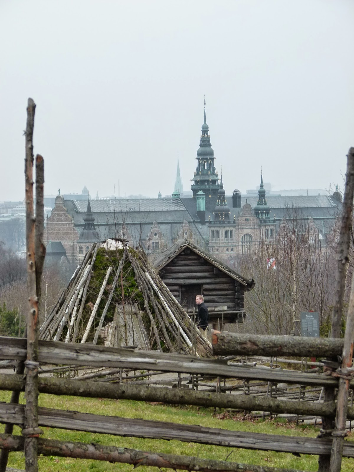best viewpoints in stockholm skansen