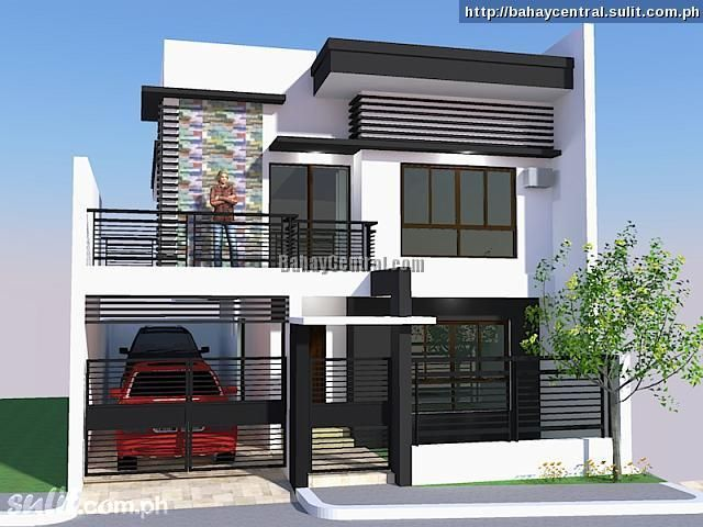 God 39 s best gift zen type houses for Apartment type house plans philippines