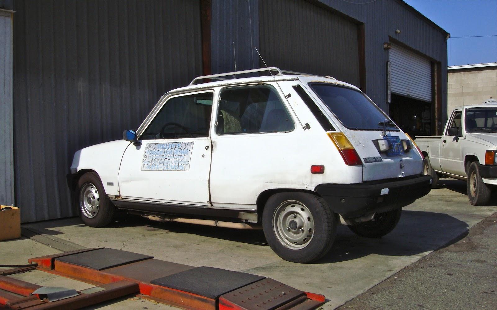 Renault le car related imagesstart 0 weili automotive network 1981 renault le car le parts car sciox Image collections