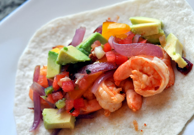Shrimp Tacos with Chipotle Peppers   Taste As You Go