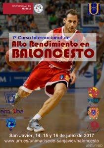 Curso Internacional de Alto Rendimiento en Baloncesto 2017