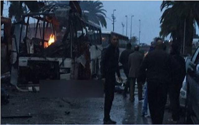 Attaque de Mohamed V: 13 martyrs et 20 blessés dont 4 civils