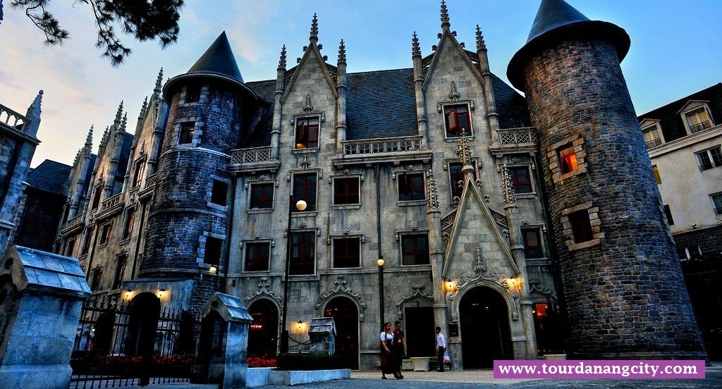 French Village Hotel Ba Na Hills