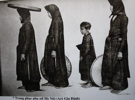 Khám phá Vẻ đẹp thiếu nữ Hà Nội xưa 2