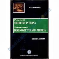 immagine di copertina del libro di medicina interna