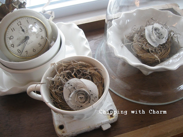Chipping with Charm: Nesting at Home...Chipping with Charm:  Nesting at Home...http://chippingwithcharm.blogspot.com/