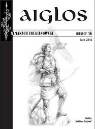 "Almanach Tolkienowski ""Aiglos"""