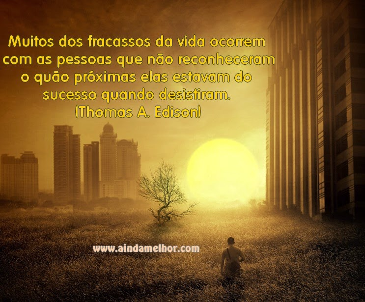 frase sobre o sucesso