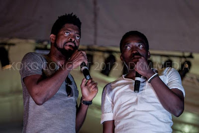 Basket Mouth Bovi Koko Concert