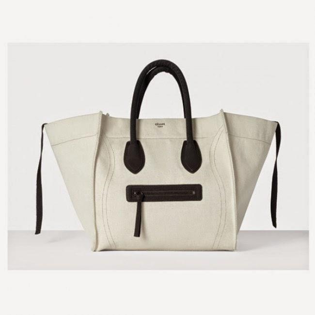 celine trapezoidal bag