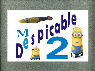 "Despicable+me+2 Movie Review : ""Despicable Me 2"" Summer Animated Movie"
