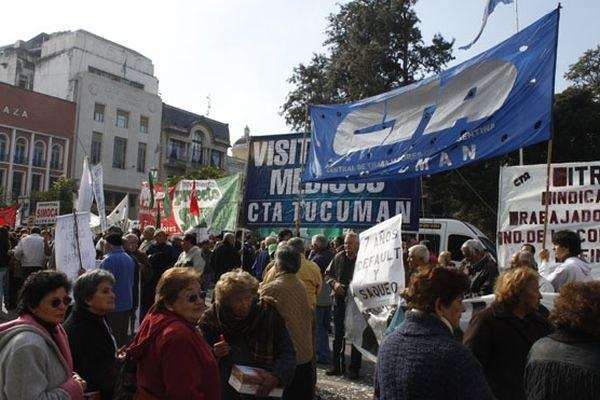 La Intersindical analiza nuevas protestas
