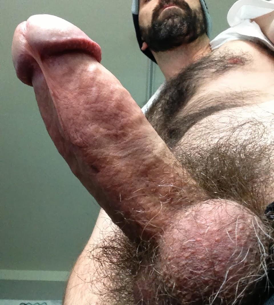 Гей Порно Большой Волосатый Член