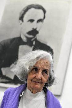 Fina García Marruz poeta.