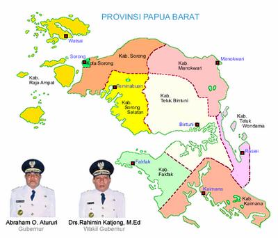 Info Papua Barat Daya Ruu Pemekaran Provinsi Papua Barat Daya Sah