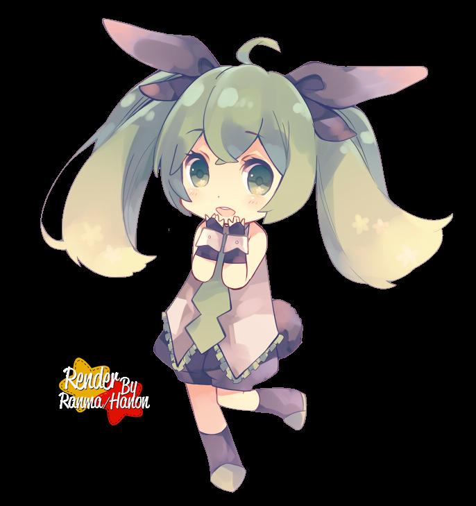 PNG-Hatsune Miku Chibi