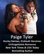 Hunky Heroes,                                     Kick-butt Heroines!