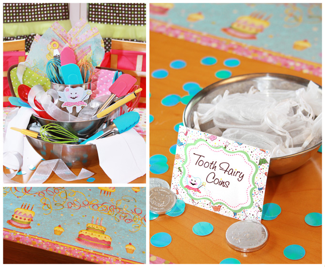 the Creative Orchard: CELEBRATE: Tooth Fairy Party!