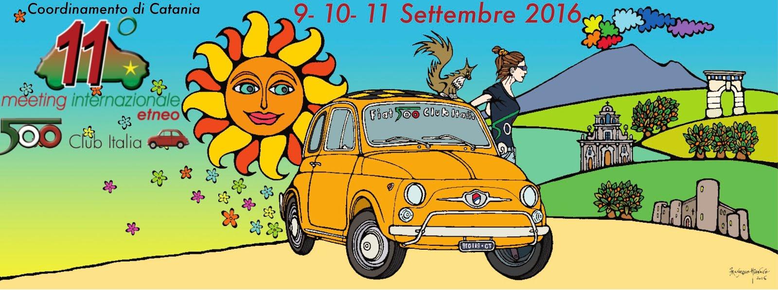 Fiat 500 Club Italia Coordinamento Catania