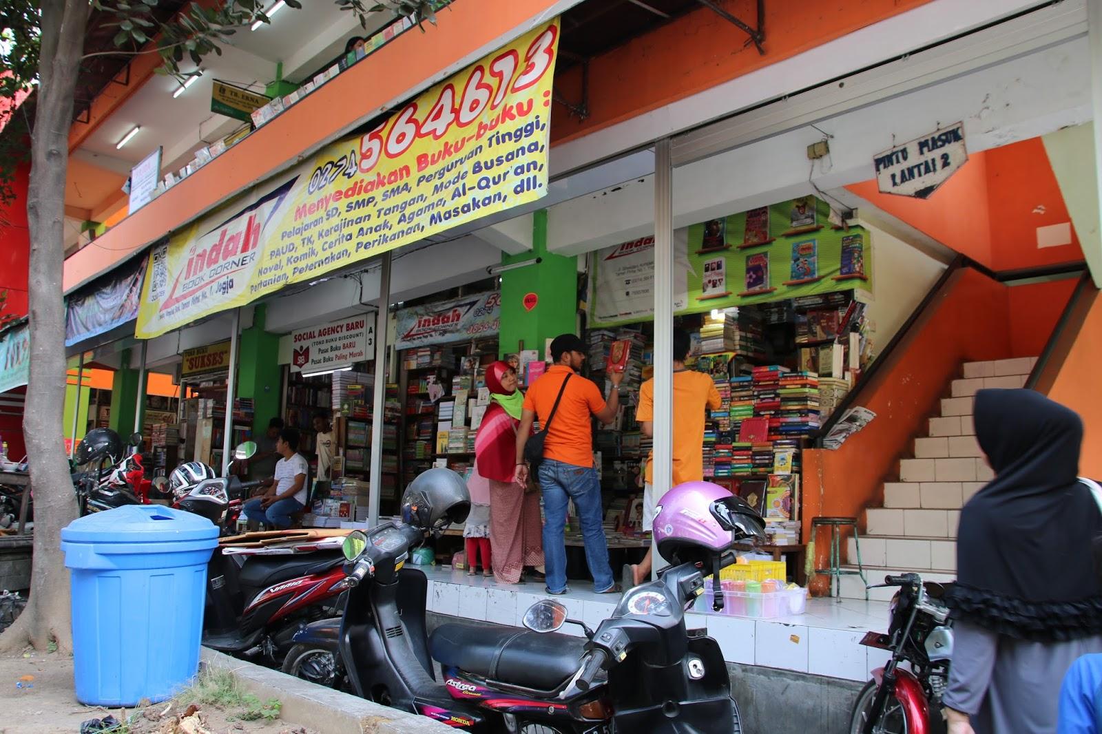 Pasar Malioboro  Jogja