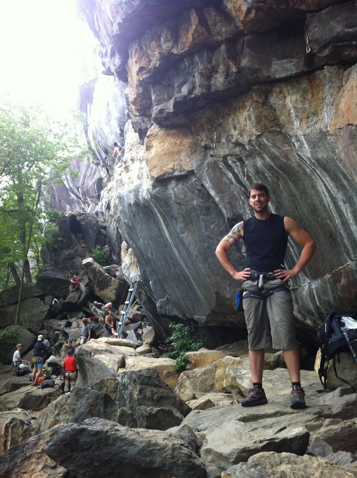 Broncofit Rock Climbing Rumney Nh