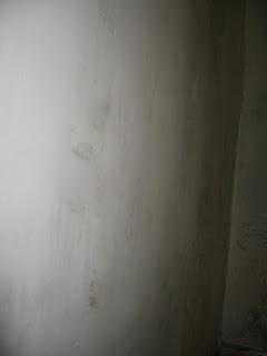 выровненные стены на кухне