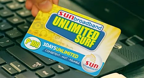 Sun Broadband Unlimited
