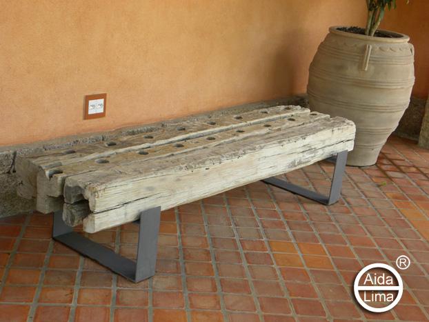 banco de jardim rustico : banco de jardim rustico:Postado por Aida Lima às 13:16