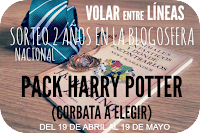 Sorteo: Pack de Harry Potter