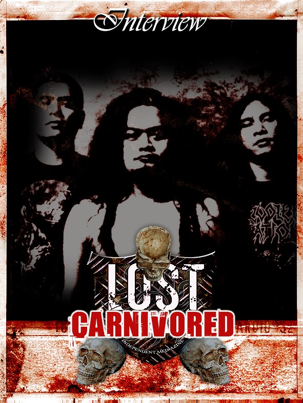 CARNIVORED Interview (Indonesia)