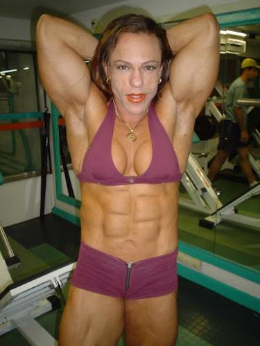 20 Mulheres fisiculturistas