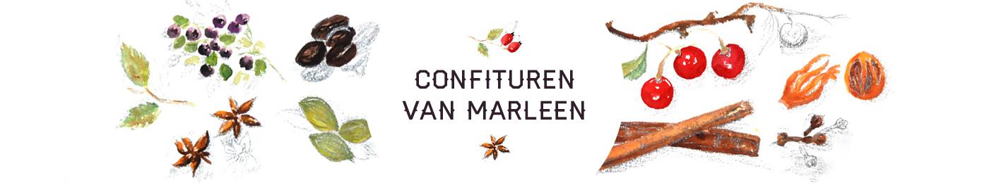 De confituren van Marleen
