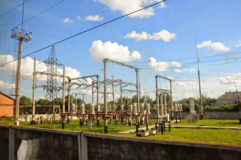 Ukraina treno Cerkasy