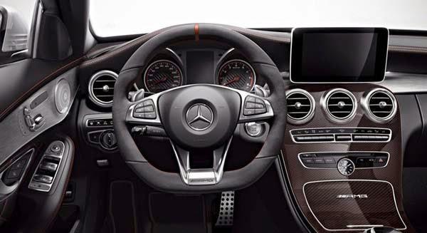 2015 Mercedes-AMG C63 Edition 1