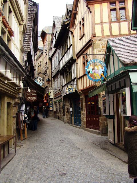 Ruas medievais