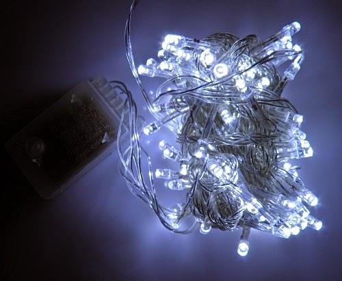 LED-owe światełka choinkowe