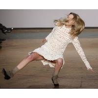 Falling Model: Marc Jacobs