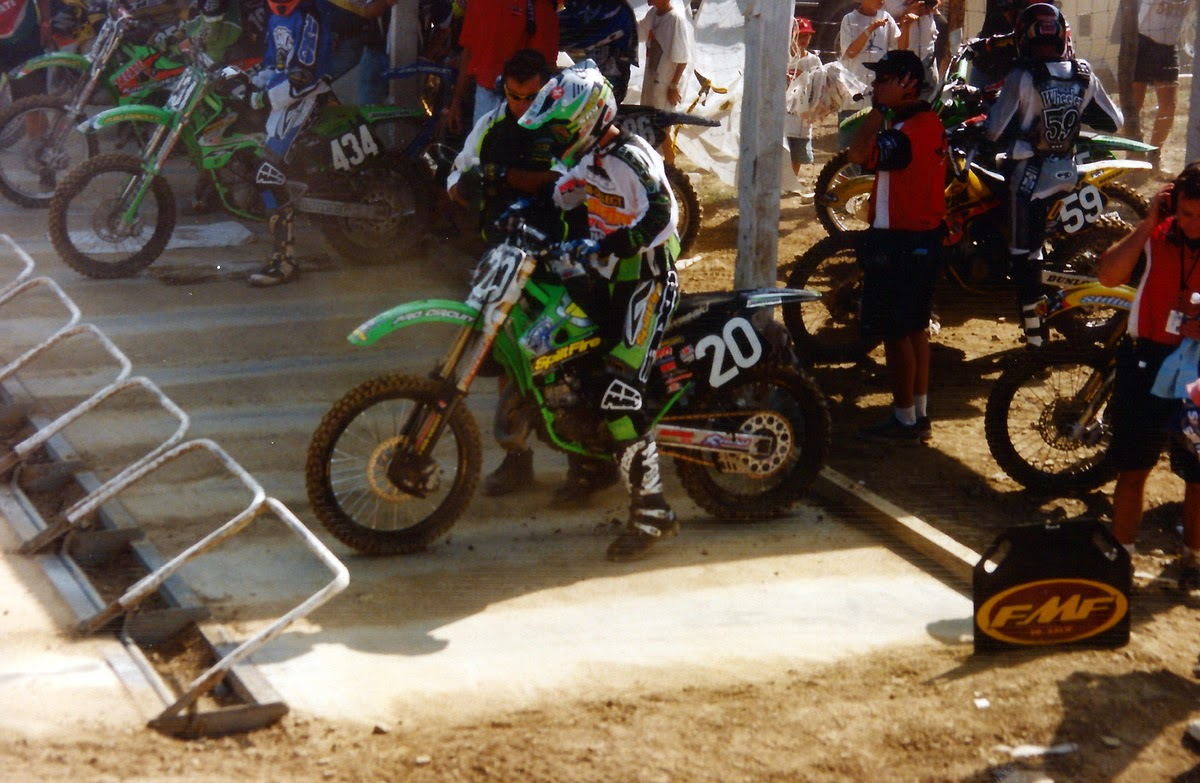 Casey Johnson Broome Tioga 1998